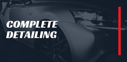 Auto Detailing in Newmarket